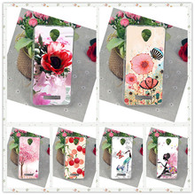 Colorful soft tpu Case For Fly IQ4514 iq 4514 EVO Tech 4 Brilliant Cover Fresh Fruits 3D Design For Fly IQ 4514 TPU Case cover