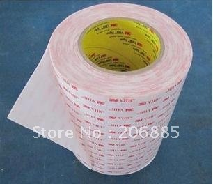 100% Original 3M tape VHB 4920 two face acrylic adhesive waterproof tape/uvioresistant/ high sticky tape/15mm*33M<br>