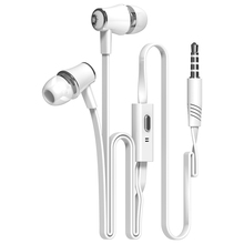 Original Langsdom JM21 Super Bass Head phones Stereo In Ear Earphone Hifi Headset With Mic for Mobile phone for xiaomi iphone