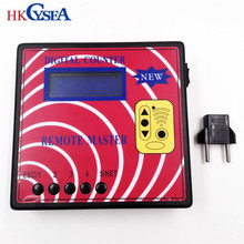 HKCYSEA Digital Counter Frequency Tester,Fixed/Rolling Auto Remote Copier/Master,Regenerate RF Remote Controller,Key Programmer(China)