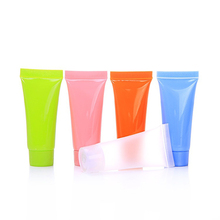 1pc Empty Cosmetic Bottle Soft Tube with Cap Travel Squeeze Make Ups Container Refillable Bottles Cosmetic Containers P3