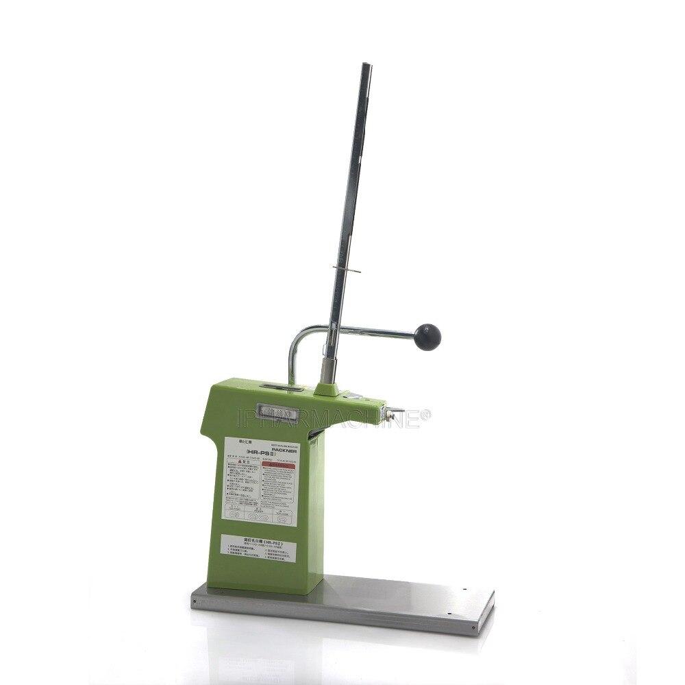 HR-PS Type Manual Plastic Bag Neck Sealer Machine Supermarket Use Fresh Keeper(220V/110V)