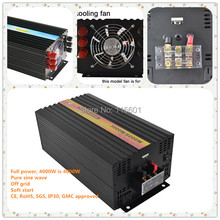 High Frequency Car Power Inverter 4000w ,one year warranty ,made in China(China)