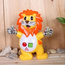 Human body induced violin lion induction piano parent-child toys educational toys child touch-sensitive violin(China)