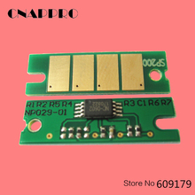 2PCS Worldwide SP200 Toner Chip for Ricoh SP 200 201 200N 210 212Nw 202SF 201SF 200SF 202S 201S 200S 210SF 210SU 220Nw 220SF(China)