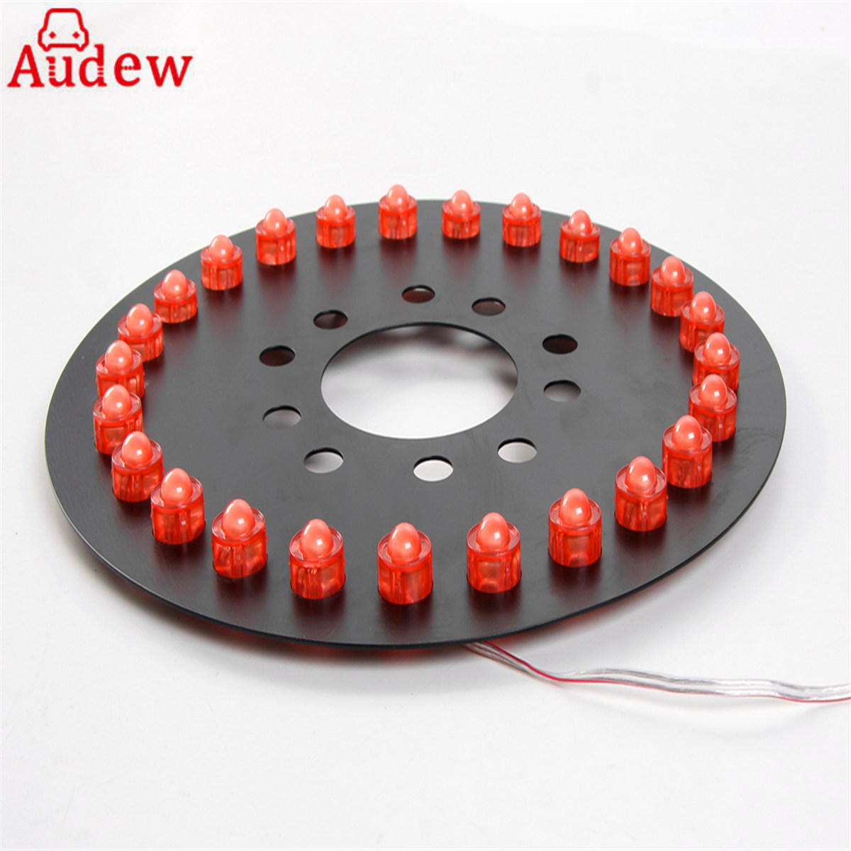 1Pcs  Car Tail 3rd Brake Lights Spare Tire Wheel Lights Accessories For Jeep/Wrangler TJ JK Red Blue White Yellow<br>