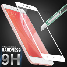 Buy Full Screen Protective Tempered Glass Xiaomi Redmi 5A Note 5A Redmi 4X 4A Protector Film Redmi 4X 5A 4A Tempered glass for $1.61 in AliExpress store