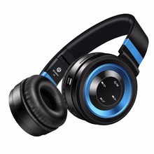 Sound Intone P6 Bluetooth Headphone With Mic. TF Card MP3 FM Radio Stereo Bass headphones Wireless Gaming Headsets For Xiaomi(China)