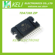 Free shipping 10pcs/lot TDA7388 7388 ZIP25 Car audio power amplifier chip
