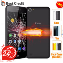 Gretel A7 4.7 Inch  IPS HD Mobile Phone MT6580A Quad-Core Android 6.0 1 GB RAM 16 GB ROM 8.0 MP Camera 2000 mAh 3G Smartphone