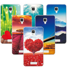 "Buy Scenery Rose Phone Cases Coque Lenovo A2010 2010 4.5"" Soft Silicone Case Lenovo A2010-a /A 2010 Back Cover Funda Capa for $2.12 in AliExpress store"