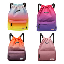 Drawstring Backpack Travel-Bags Gym-Bag Sports-Bag Swimming-Fitness-Bag Training Girls