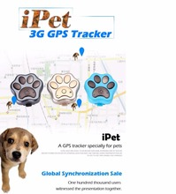 Waterproof GPS+AGPS+WIFI+LBS+inertial fix positioning Pet Cat dog GPS tracker real-time tracking 3G GSM network long standby