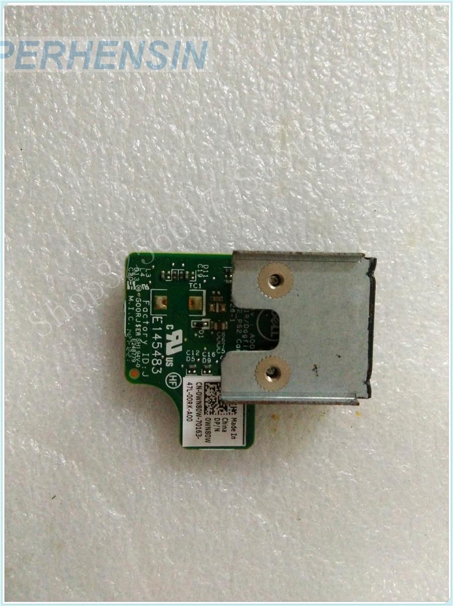 Original Genuine laptop FOR DELL FOR OptiPlex 3020 Micro Serial Board WITH CABLE 017P6V 17P6V WN80W 0WN80W<br>