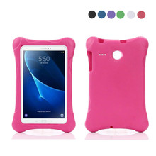 Kiddie Series Shock Proof Ultra Light Weight Shock Proof Kids Friendly Cover Case for Samsung Galaxy Tab E 8.0 inch Tablet T377