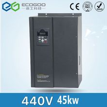 HOT!!! 3 phase 440V 45KW vector frequency inverter/ac motor drive