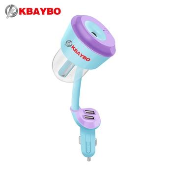 Vehículo Difusor de Aroma Aromaterapia Humidificador Portátil Mini Coche Humidificador Purificador de Aire Difusor difusor de aceites esenciales