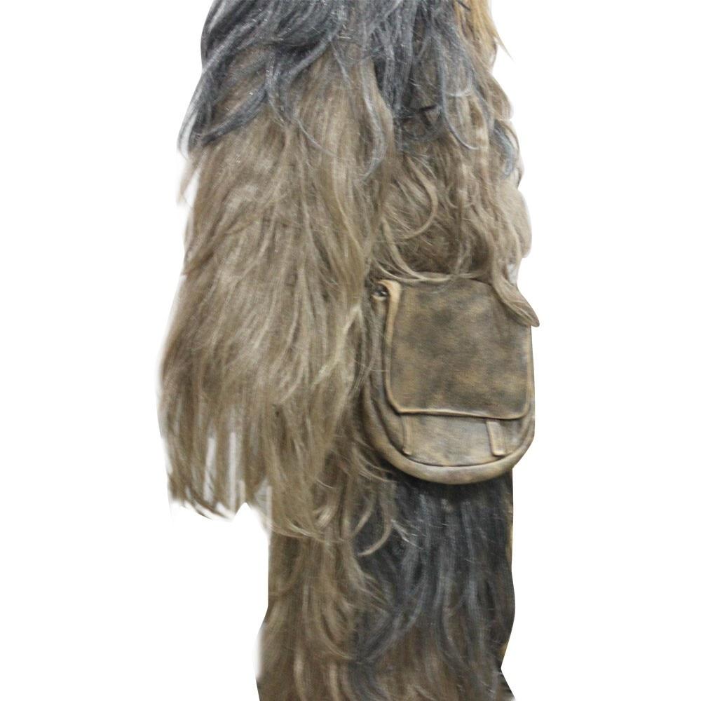 Star Wars Costumes 7 Series Cosplay Chewbacca Halloween Suit Costume Halloween Party Prop (3)