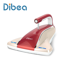 Dibea UV818 Ultraviolet Mites UV Vacuum Cleaner With Hepa Filter Rolling Brush For Bed Mattress Cleaning Mites Killing Aspirator(China)