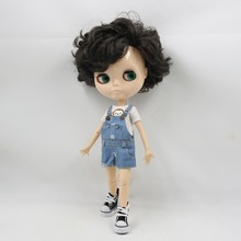 Toy Gift male doll blyth doll nude doll or with clothes and shoes without makeup boy doll neo bjd