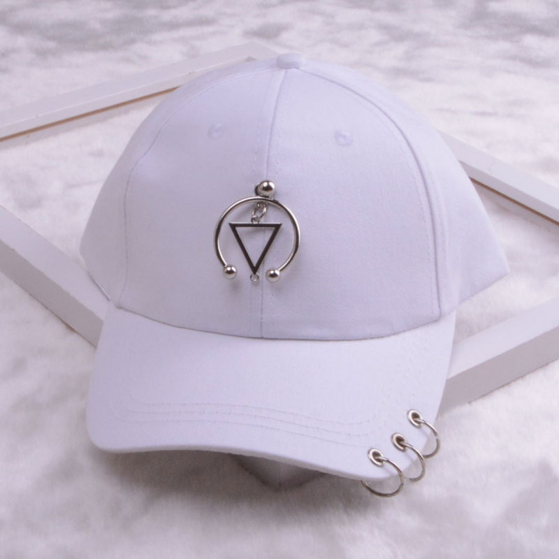 baseball cap with ring dad hats for women men baseball cap women white black baseball cap men dad hat (12)