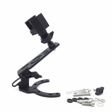 Motorcycle Camera/ GPS /Cell Phone/ Radar Tank Mount With Holder For Yamaha/ Triumph/ Suzuki Motorcycles except GSX-R 1000