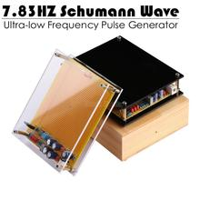 7,83 nuevo Nobsound HiFi 2017Hz Shumann resonancia Ultra-baja frecuencia generador de pulsos y Audio resonador(China)