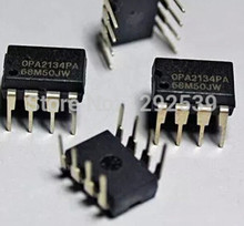 Free shipping 10pcs/lot OPA2134 OPA2134PA High Performance AUDIO OPERATIONAL AMPLIFIERS IC best quality.