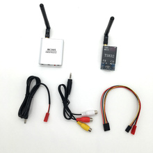 New 48Ch 5.8G Wireless AV Transmitter TS832 Receiver RC305 for FPV Aerial Photography Car Video wifi Rearview System