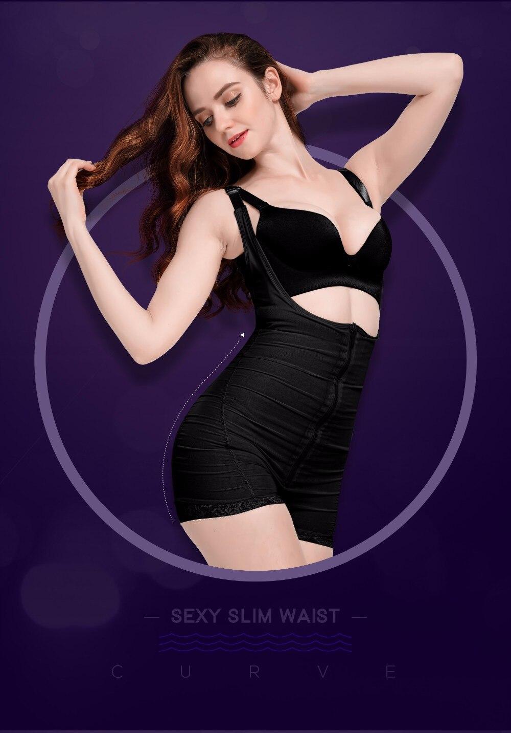 Slimming Underwear bodysuit Women Lingerie hot Shaper Slimming Building Underwear Ladies Shapewear Body Shaping modeling strap