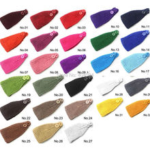 33colors NEW Fashion   Headband Hair band Knit crochet Ear Warmer Head wrap 20pcs/lot