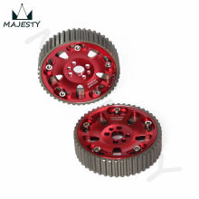 CAM GEARS PULLEY KIT For NISSAN SKYLINE RB20 RB25 RB26 R32 R33 R34 RED(China)