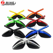 Buy Universal Motorcycle Aluminium mirror motorbike Rearview side Mirror Honda CBR500R CB500F CB500X 2013 2014 CBR 500R CB5 for $33.11 in AliExpress store