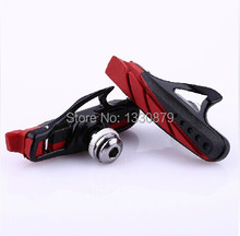 BARADINE road cycling folding bike brake block Mountain Bike v brake Pads Cycling Bicycle Brakes Shoes Skid Glue Blocks