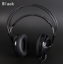 Black Color Headset Steelseries Siberia V2 Brand Noise Isolating Game Headphones For Headphone Gamer(China)