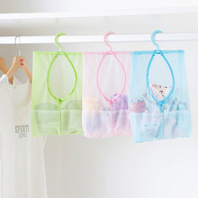 1PCS Multi-purpose bag can be hanging clothespin bags multi-subnet Bag For Travel Accessories 22x37cm Random Color