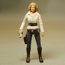 Hit Movie Character Dr. Doctor Who Series 5 River Song Loose Action Figure PVC Kids Toy Xmas Gift