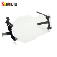 For BMW R1200GS Headlight Protector Guard Lense Cover for BMW R 1200 GS Adventure 2014 2015 2016 Water Cooled Models 2013-on