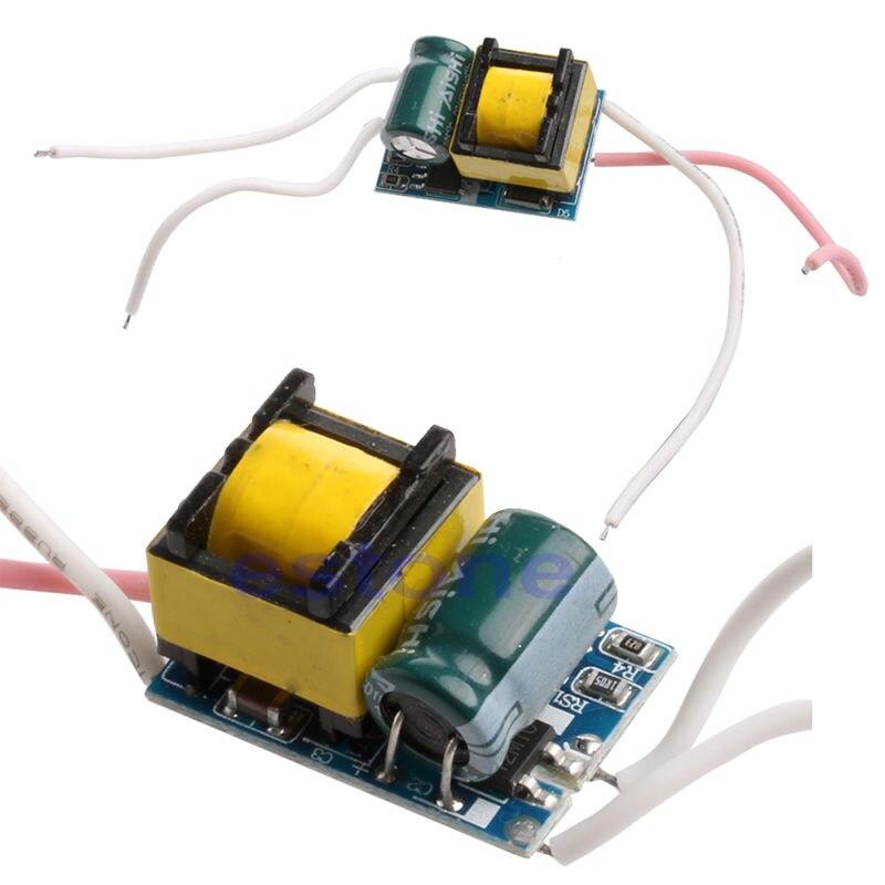 C18 hot -selling New 85-265V 300MA 4-5x1 W Watt LED High Power Light lamp Driver Power Supply Hot<br><br>Aliexpress