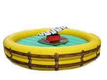 (China Guangzhou) manufacturers selling Inflatable slide, inflatable Bullfighting, COB-447(China)