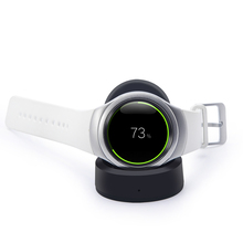 SCELTECH Qi Wireless Charging Dock Cradle Charger For Samsung Gear S2 720 730 732 Classic High Quality(China)