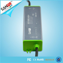 SANPU LED Driver 50w 1750ma IP67 Constant Current Waterproof Switch Power Supply 110V 220V ac/dc Lighting Transformer Aluminum(China)