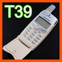 The World's First Bluetooth Phone Original Ericsson T39 Cellphone Refurbished Repainted housing(China)
