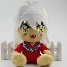 Inuyasha Figure 30cm Japanese Anime Toys New Arrival Anime Kagome Plush Stuffed Animals Toy Cute Doll Good Quality
