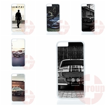 For Apple iPhone 4 4S 5 5C SE 6 6S 7 Plus 4.7 5.5 iPod Touch 4 5 6 1967 Ford Mustang Shelby GT500 phone cases