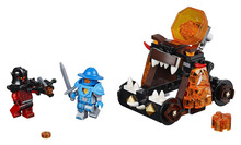 10LEPINES Nexo Knights Chaos Catapult Combination Building Blocks figures Kits Toys Compatible 70311 Nexus brick - World Educational toy Store store
