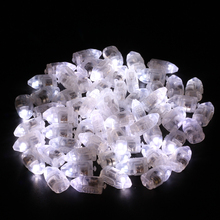 LED Ball Balloon Lamp Chinese Paper Lantern Light Led Light for Party Wedding Decoration Mariage