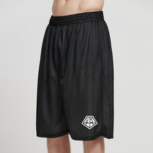 Men All star Basketball shorts Loose Big size Shorts male Shorts Quick-drying Breathable Training Sports Shorts both sides wear