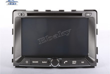 NaviTopia Black 7inch Car DVD Radio for Ssangyong  Rexton 2006- /RODIUS 2004- /STAVIC/Micro Stavic Car Multimedia With GPS