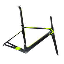bicycle frame road carbon road bike frameset cuadros carbono road fork seatpost clamp headset for DI2